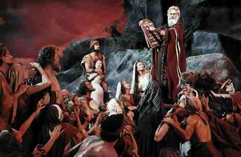 10 comandamenti le regole di dio per vivere da cristiani notizie cristiane sito cristiano - Tavole dei dieci comandamenti ...