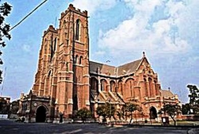 Pakistan_lahore_cattedrale_anglicana