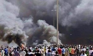 NIGERIA-KANO-MOSQUE-EXPLOSION